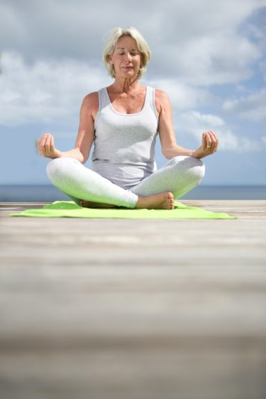 how much can yoga benefit senior health