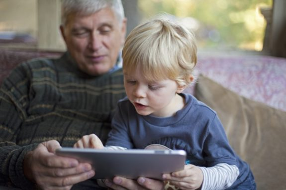 Digital divide and how seniors get around it