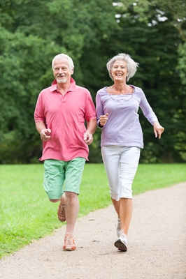 how much physical activity do older people need